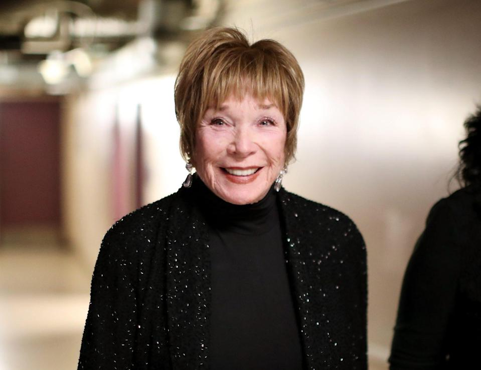 <p>Shirley MacLaine won the Cecil B. DeMille Award in 1998.</p>
