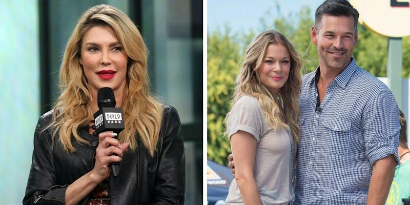 """""""Real Housewives of Beverly Hills""""alum <a href=""""https://www.huffingtonpost.com/topic/Brandi%20Glanville"""">Brandi Glanville</a> and actor Eddie Cibiran separated in 2010 after eight years of marriage. He went on to marry <a href=""""http://www.huffingtonpost.com/topic/leann-rimes"""">LeAnn Rimes</a> in 2011, after the pairmeton the set of the<a href=""""http://abcnews.go.com/Entertainment/InTheSpotlight/leann-rimes-affair-actor-eddie-cibrian/story?id=12032482"""">Lifetime movie """"Northern Lights.""""</a>(At the time, Cibrian was married toGlanville and Rimes was married to<a href=""""http://abcnews.go.com/Entertainment/InTheSpotlight/leann-rimes-affair-actor-eddie-cibrian/story?id=12032482"""">dancer-turned-food blogger Dean Sheremet.</a>)<br /><br />Glanville has had plenty to say about the coupleand their tenuous co-parenting relationship,most recently in <a href=""""http://www.refinery29.com/2017/06/157963/brandi-glanville-comments-on-eddie-cibrian-and-leann-rimes-marriage"""" target=""""_blank"""">an interview withE! News'Daily Pop</a>.<br /><br />""""I think when the 10-year mark [of their marriage] comes and he leaves her and takes half her stuff, we'll all be good together because they won't even be related,"""" <a href=""""http://www.refinery29.com/2017/06/157963/brandi-glanville-comments-on-eddie-cibrian-and-leann-rimes-marriage"""" target=""""_blank"""">Glanville said</a>in June 2017. """"If she doesn't have a kid with him, then we don't ever have to see her again."""""""