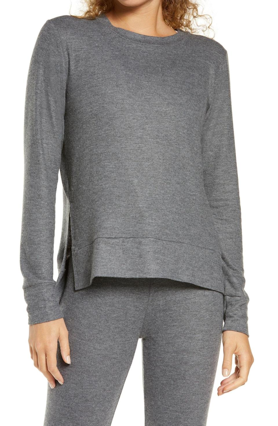 <p><span>Beyond Yoga Just Chillin' Pullover</span> ($47, originally $79)</p>