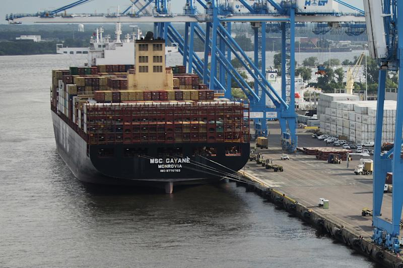 Ship seized in massive drug bust is owned by JP Morgan Chase