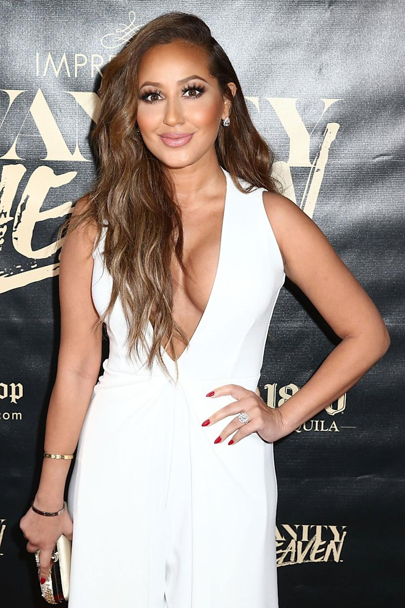 Adrienne Bailon on Coconut Oil, Making Lists, and Why She Wants More Women to Talk About Their Periods