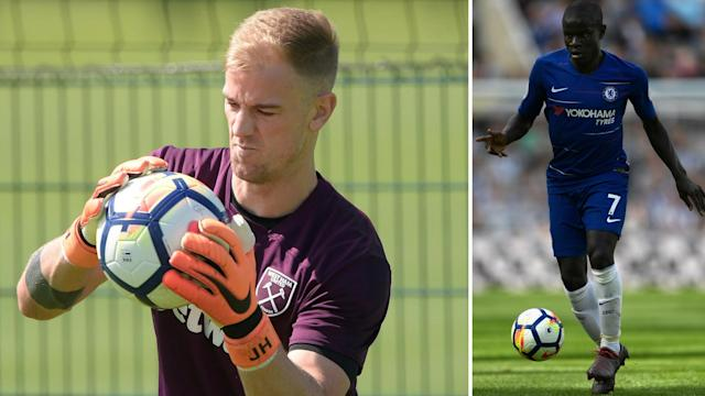 Hart and Kante: Set for overseas moves?