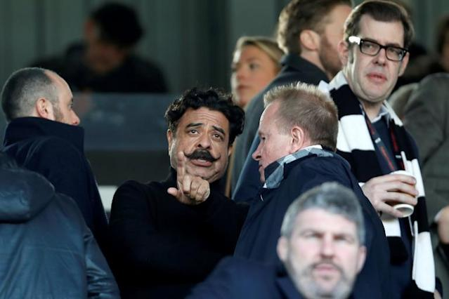Fulham owner Shahid Khan jets in for crunch play-off clash with Derby