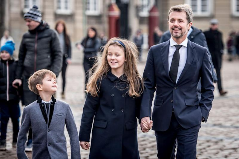 The Danish royal family are devastated by the Prince's passing. Photo: Getty Images