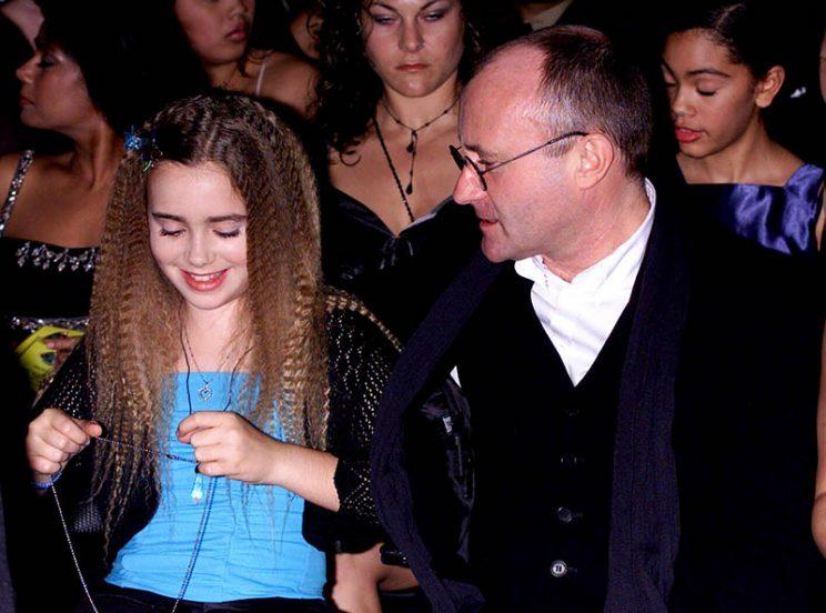 lily collins doesn�t know what her natural hair color is