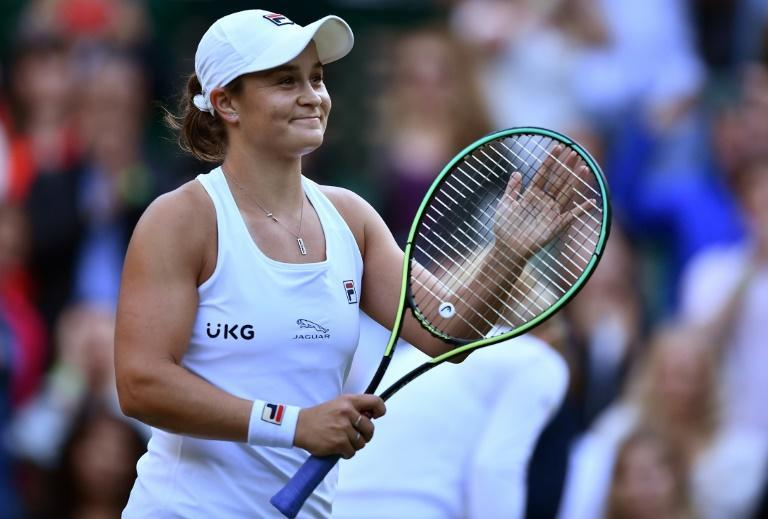 World number one Ashleigh Barty is trying to win the title 50 years on from fellow indigenous Australian Evonne Goolagong Cawley's maiden crown