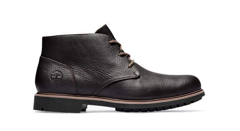 Timberland Stormbucks Waterproof Leather Chukka Boots