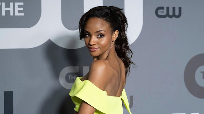 Meagan Tandy Is The Girl With The Guns: EXCLUSIVE