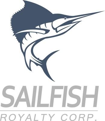 Sailfish Royalty Corp. - Precious metals streams and royalties (CNW Group/Sailfish Royalty Corp.)