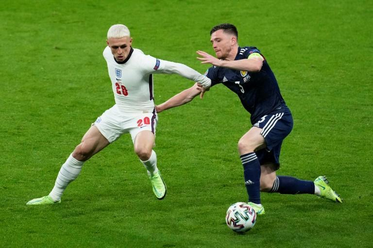 England drew 0-0 with Scotland earlier in the tournament but the Scots failed to make it past the group stage