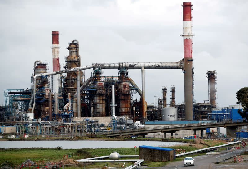 Pandemic hastens threat of closure for struggling oil refineries