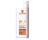 """<p><strong>La Roche-Posay</strong></p><p>amazon.com</p><p><strong>$33.50</strong></p><p><a href=""""https://www.amazon.com/Roche-Posay-Anthelios-Sunscreen-Ultra-Light-Sensitive/dp/B007U54P36?tag=syn-yahoo-20&ascsubtag=%5Bartid%7C2141.g.26902204%5Bsrc%7Cyahoo-us"""" rel=""""nofollow noopener"""" target=""""_blank"""" data-ylk=""""slk:Shop Now"""" class=""""link rapid-noclick-resp"""">Shop Now</a></p><p>The non-tinted version of this mineral SPF was named on our list of the top <a href=""""https://www.prevention.com/beauty/a20478568/best-sunscreens-for-face/"""" rel=""""nofollow noopener"""" target=""""_blank"""" data-ylk=""""slk:sunscreens for your face"""" class=""""link rapid-noclick-resp"""">sunscreens for your face</a> by board-certified dermatologist <a href=""""http://www.zeichnerdermatology.com/"""" rel=""""nofollow noopener"""" target=""""_blank"""" data-ylk=""""slk:Joshua Zeichner, M.D."""" class=""""link rapid-noclick-resp"""">Joshua Zeichner, M.D.</a> But in addition to protective antioxidants, a lightweight feel, and matte finish, the tinted version offers additional coverage when your complexion needs a little boost. While some heavy, greasy sunscreens can cause breakouts, this fast-absorbing,<strong> noncomedogenic formula</strong> <strong>won't clog your pores </strong>and will keep you looking fresh-faced. </p>"""