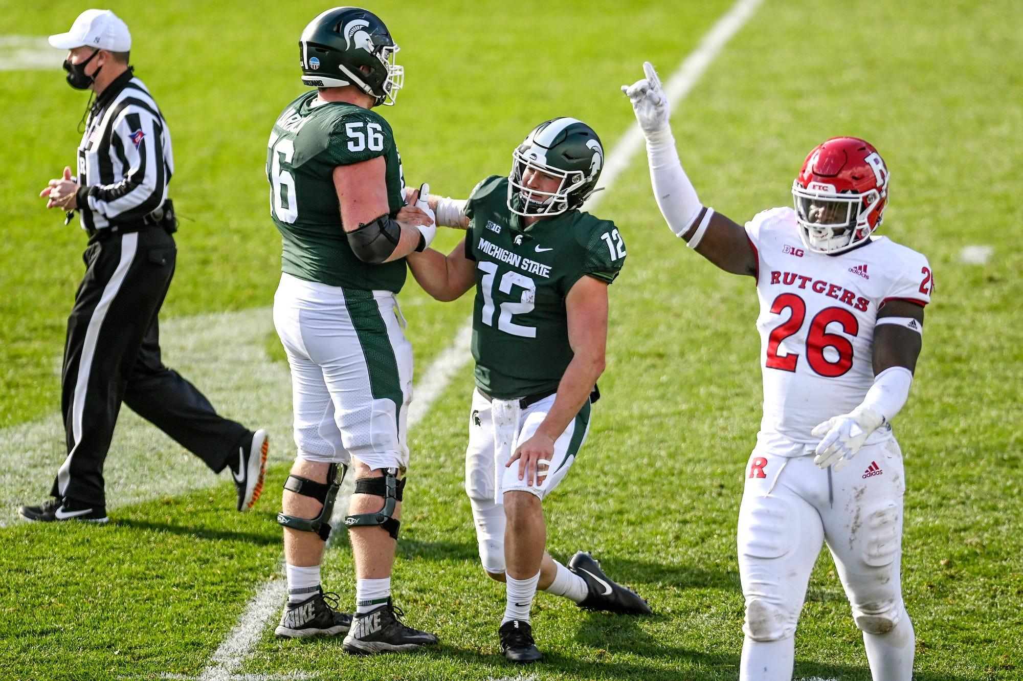Three things to watch for Michigan State football entering Michigan week
