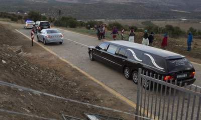 Mandela Family Remains Are Exhumed Amid Feud