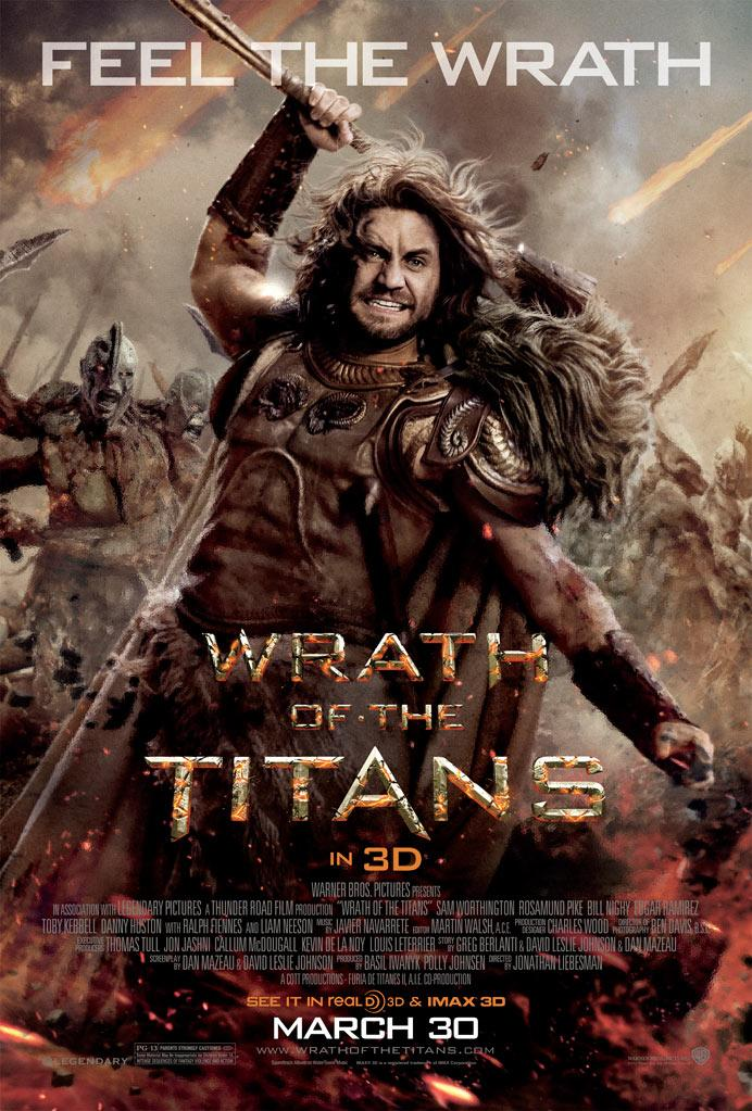 "Warner Bros. Pictures ""Wrath of the Titans"" - 2012"