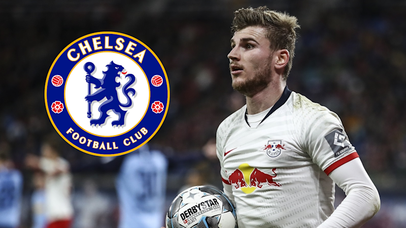 Werner 'excited' for Premier League challenge at Chelsea as £47.5m striker finds his feet