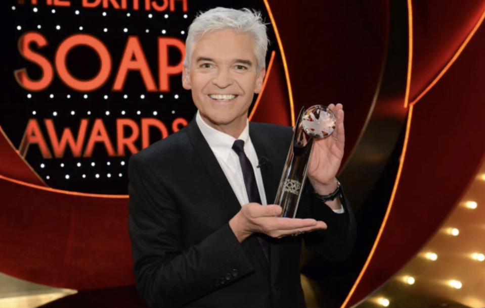 The British Soap Awards 2020 have been cancelled. (ITV)