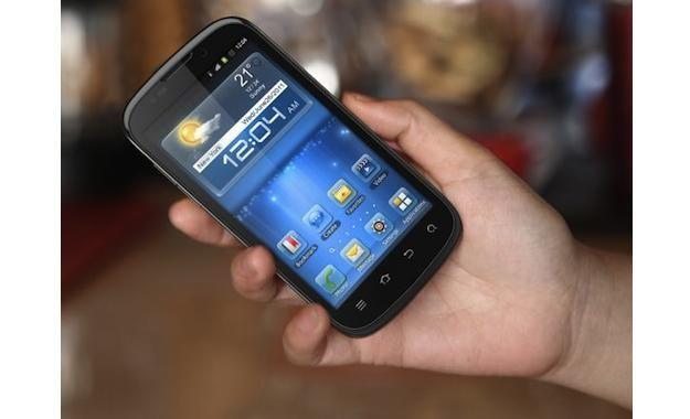 New ZTE Mimosa X smartphone packs Ice Cream Sandwich and a Tegra 2 processor