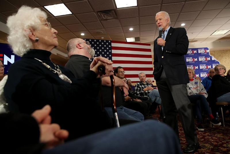 Biden Opens Lead in Texas While Support in South Carolina Slips