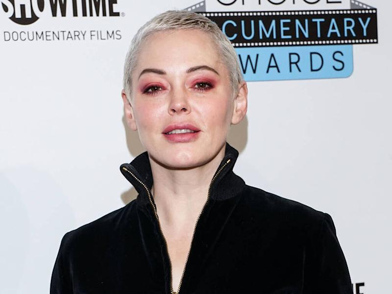 Rose McGowan threatens to 'destroy' and 'expose' director after he denies misconduct allegations