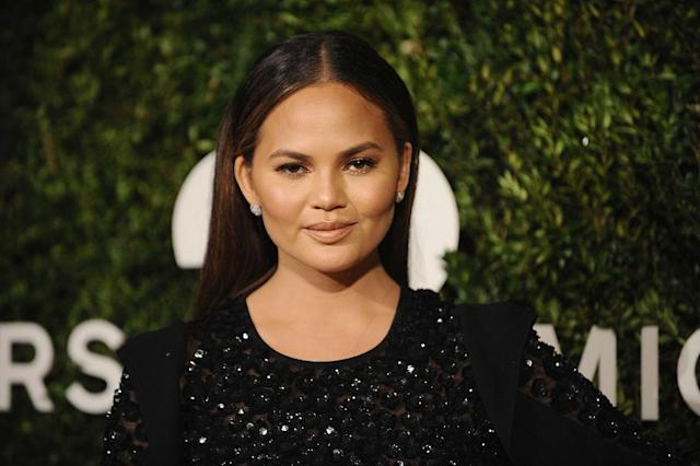 Model Chrissy Teigen has been candid about her struggle with health issues from postpartum depression to drinking too much. (Photo: Getty Images)