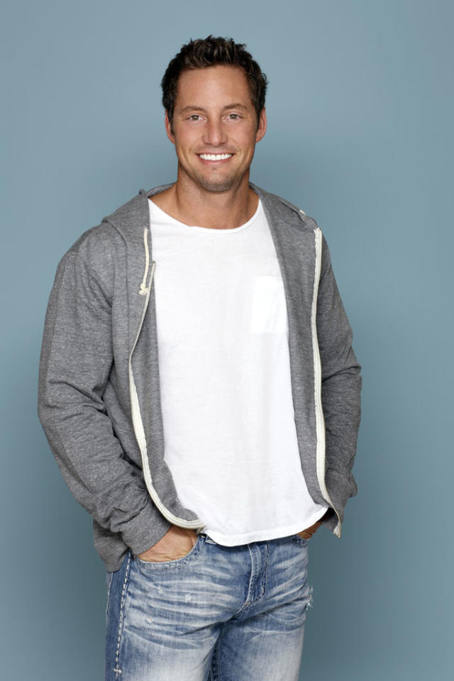 """<b>NICK PETERSON (""""The Bachelorette"""" Season 7, Ashley Herbert)<br><br></b>Nick never really made much of an impression on Ashley. He was too reserved and too concerned that he would make a fool of himself. As a result, he never got the chance for love. He finally found his footing at """"The Men Tell All"""" and now he is ready to show America and all of """"Bachelor Nation"""" who he is. And, he is going to use his body to make sure no one votes him off."""