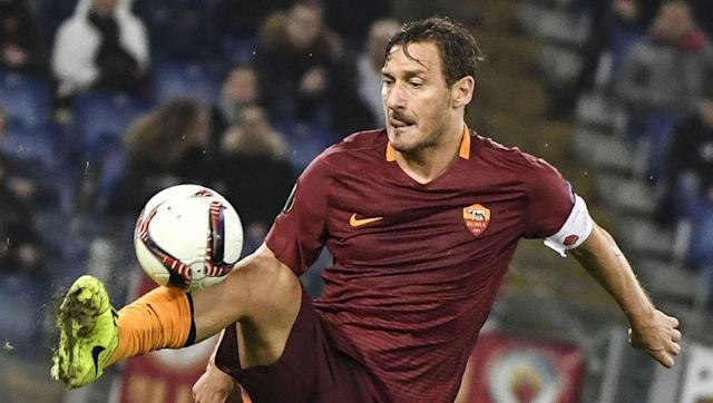 <p>English football aside, a notable mention goes to Italian footballing legend Francesco Totti, who will officially retire at the end of the season after a staggering 25 seasons at AS Roma.</p> <br><p>The 40-year-old playmaker has made 778 appearances for his boyhood club, scoring an impressive tally of 307 goals.</p> <br><p>Totti signed a one-year deal at the club last summer and while there has been talk of another extension, it's expected that he will finally hang up his boots after the conclusion of Roma's title-challenge this season.</p>