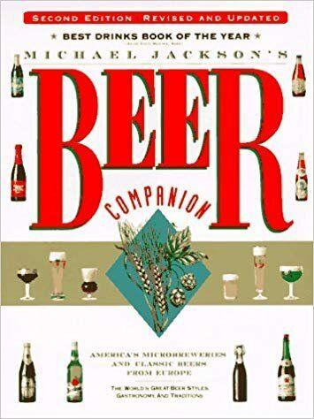 """Michael Jackson (no, not that one) is a superstar in the beer world. Yes, this cover may look a little dated, but it's also one of the all-time classics: every serious beer aficionado needs it. Get it <a href=""""https://www.amazon.ca/Michael-Jacksons-Beer-Companion-Gastronomy/dp/0762402016/ref=sr_1_1?keywords=michael+jackson+beer&amp;qid=1575228440&amp;s=books&amp;sr=1-1"""" target=""""_blank"""" rel=""""noopener noreferrer"""">on Amazon</a> for $19."""