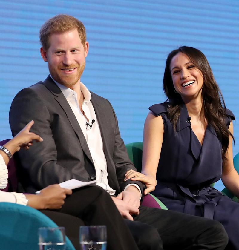 The Teaser Trailer For Prince Harry And Meghan Markle's