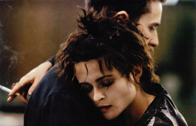 Helena Bonham Carter and Ed Norton in 'Fight Club'; Janeane Garofalo revealed that she was originally going to play Carter's role in the film. (Photo: 20th Century Fox Film Corp./courtesy Everett Collection)