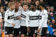 """Parker says he knows the challenge that lies ahead for newly-promoted Fulham in what he describes as a """"brutal league"""" (AFP Photo/Ian KINGTON)"""