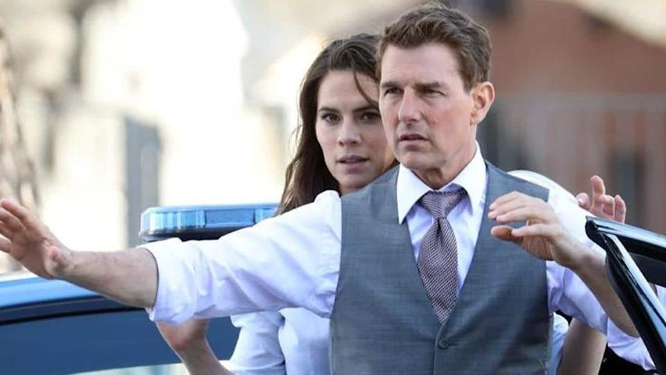 Everything you need to know about the Tom Cruise  starter, 'Mission Impossible 7