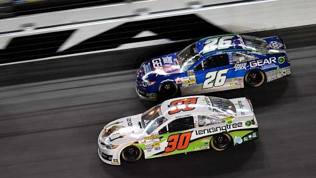 Swan Racing, currently fielding cars for Whitt and Kligerman, looking at NASCAR future