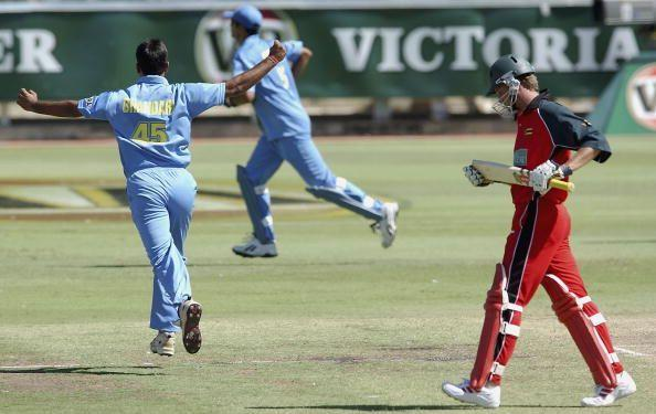 Amit Bhandari played two ODIs for India between 2000 and 2004