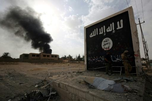 <p>Iraq hangs 38 members of IS, Qaeda for 'terrorism'</p>
