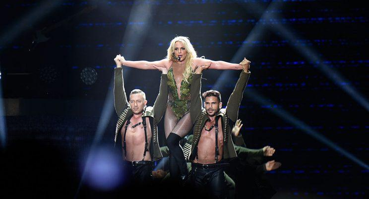 Britney Spears Thrills Singapore Fans With Hits Galore
