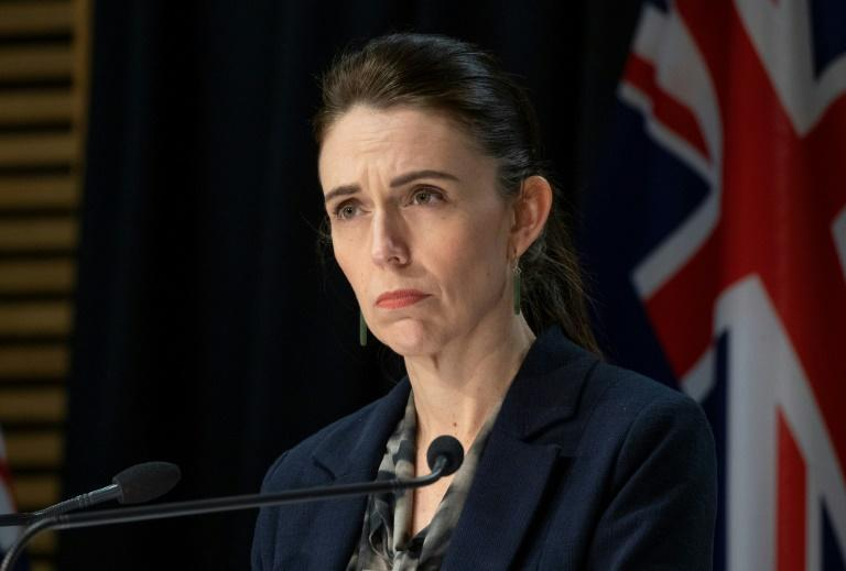 New Zealand's Prime Minister Jacinda Ardern said measures were already underway to strengthen New Zealand's terrorism suppression laws (AFP/Mark Mitchell)