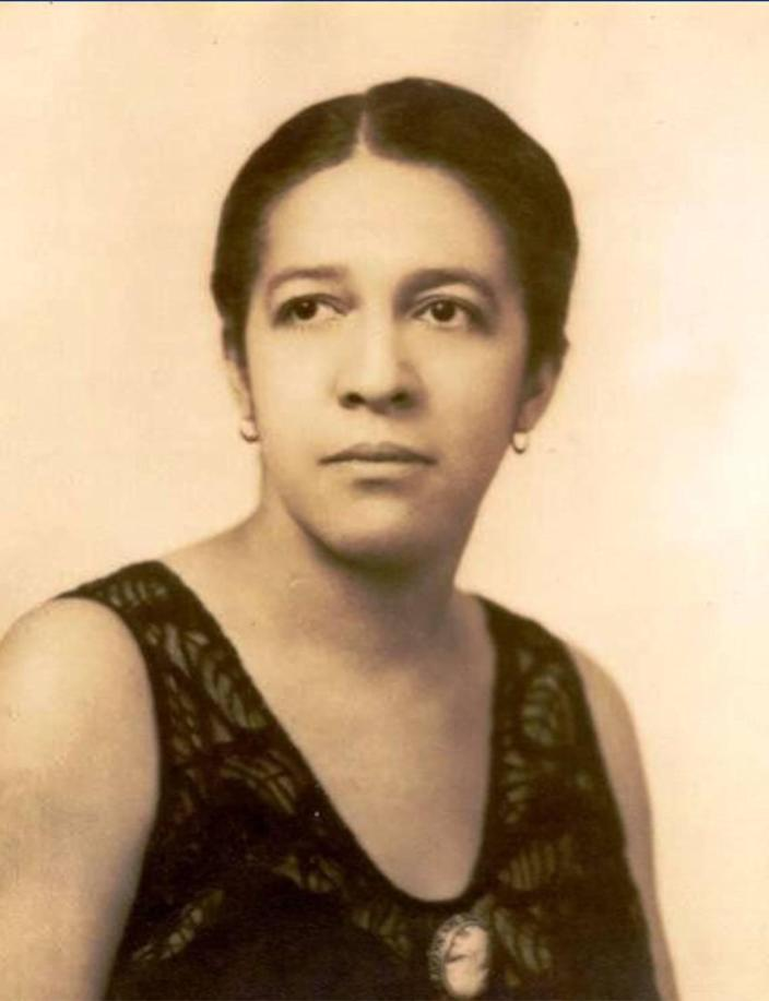 Modjeska Simkins was a prominent civil rights activist in Columbia, where she helped found the S.C. chapter of the NAACP and served as its secretary for 16 years, leading legal challenges against segregation.