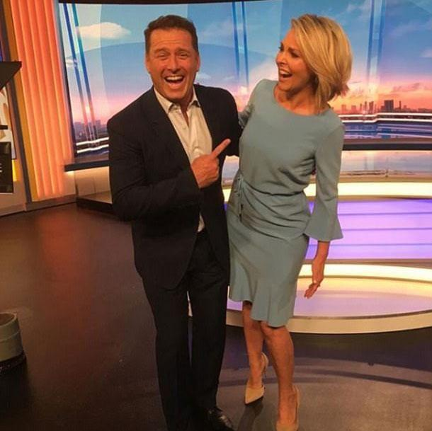Karl's new Today co-host Georgie Gardner will surely be on the wedding guest list. Source: Instagram