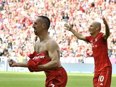 Arjen Robben and Franck Ribery: End of the 'Robbery' era as Bayern Munich's most iconic duo bids farewell