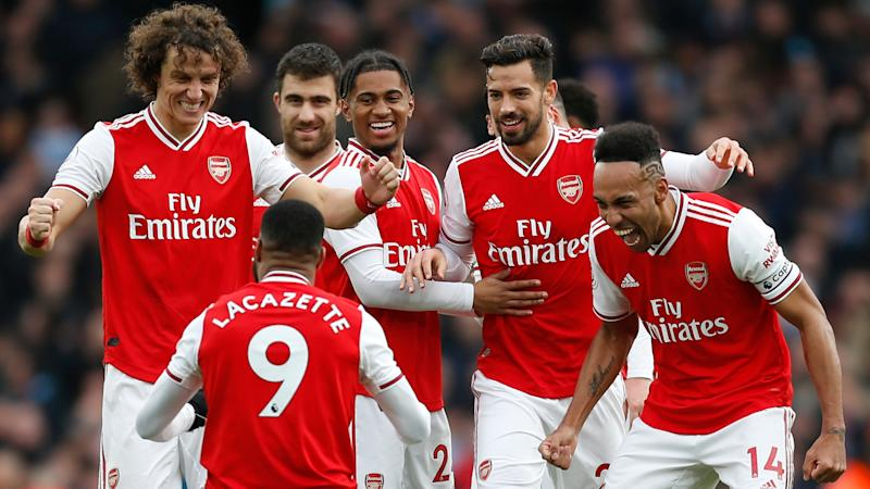 Arsenal in 'productive' talks with players over wages amid coronavirus crisis