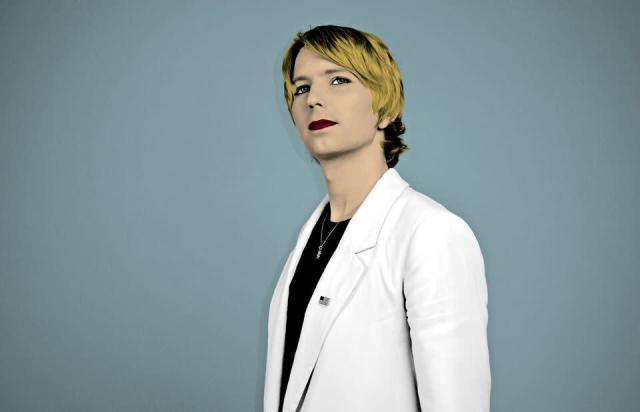 Chelsea Manning (Photo: Chelsea Manning, edit by Quinn Lemmers/Yahoo)