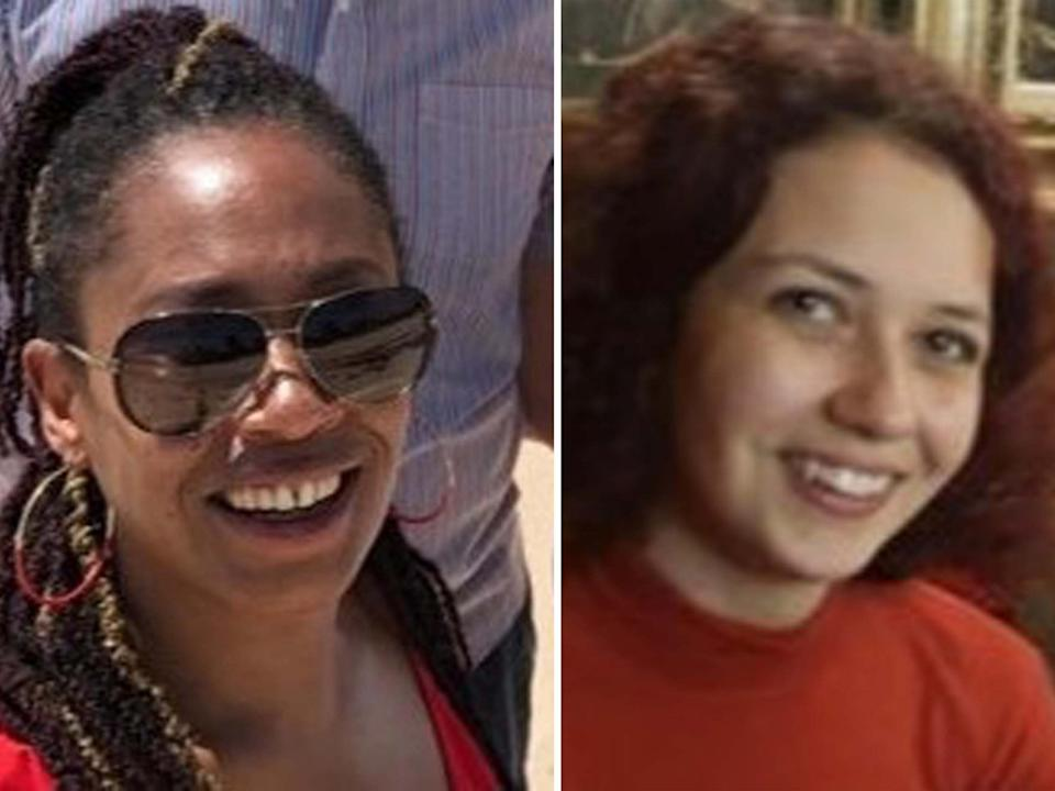 Sisters Bibaa Henry (left) and Nicole Smallman (right) were found stabbed to death in Fryent Country Park, in Wembley, northwest London, on 7 June 2020: PA