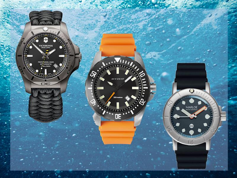 Pay attention to the waterproof rating when choosing a watch, as your needs will depend on what kind of sport you're into (The Independent/iStock)