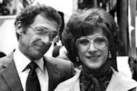 """<p>The amiable brilliance of 'Tootsie' masked some off-screen friction between director Sydney Pollack and Dustin Hoffman. """"For whatever reason, I think Dustin feels that directors and actors are biological enemies, the way the mongoose and the cobra are enemies,"""" said Pollack. """"He sees every picture as what he calls a 'silent war.' And he's fought with most of his directors.""""</p>"""