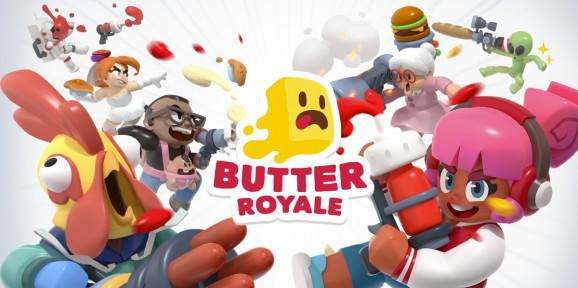 Butter Royale debuted on January 24 on Apple Arcade.