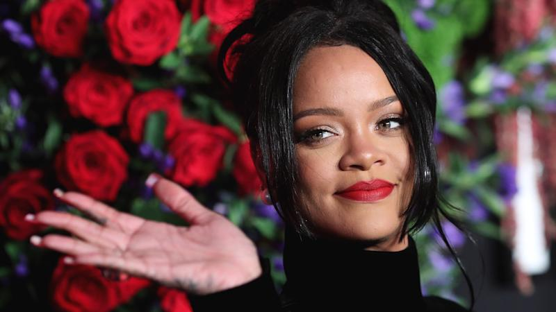 Rihanna's Chic Miu Miu Cardigan Can Be Yours—Right After You Dig Into Your Savings for $1200