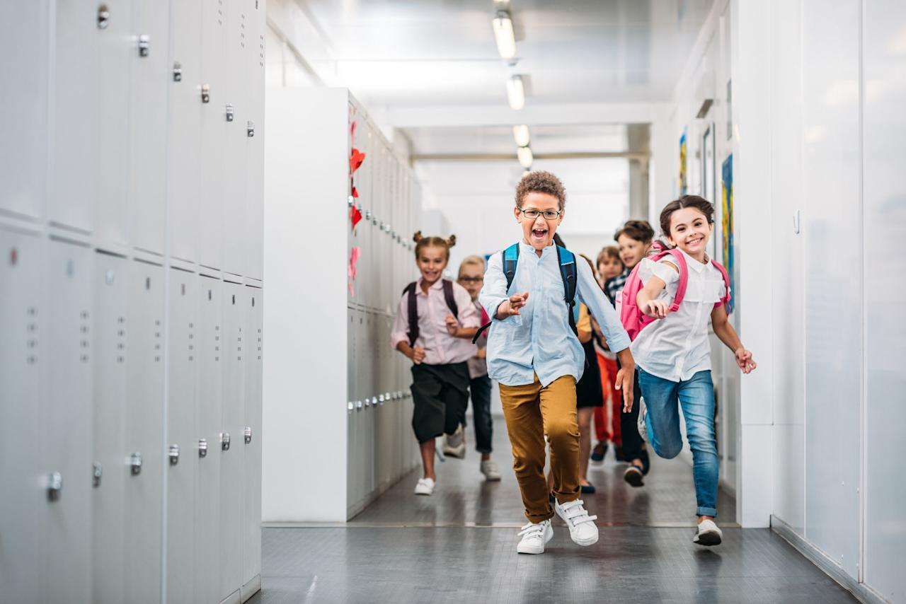 """<p>The start of the new school year is an exciting time, but it's also an overwhelming one. Each year, the schoolwork gets harder and there are bigger responsibilities for your kids. Every <a href=""""https://www.goodhousekeeping.com/back-to-school-ideas-and-advice/"""" target=""""_blank"""">back-to-school season</a>, you have to figure out a new schedule and settle into a new routine. So, every bit of time-saving, life-smoothing advice can be a huge help. Whether it's heading out the door on time, keeping all those papers organized, or stepping closer to the ultimate goal of having your kids take over their morning/night routines themselves, these parent-approved back-to-school hacks make re-entry much easier.</p>"""
