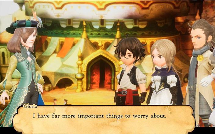 Bravely Default II review - Square Enix