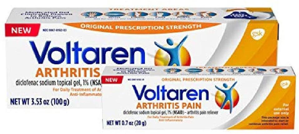 Abdul's doc recommended Voltaren. (Photo: CVS)